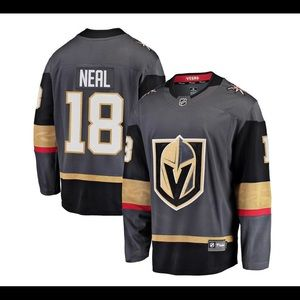 LV Golden Knights Ice Hockey Jersey #18 Neal